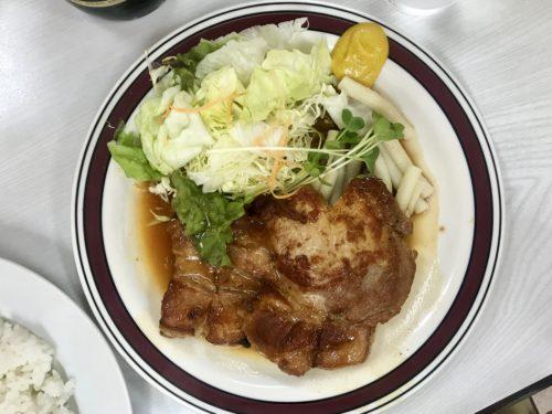 七福/ポークソテー