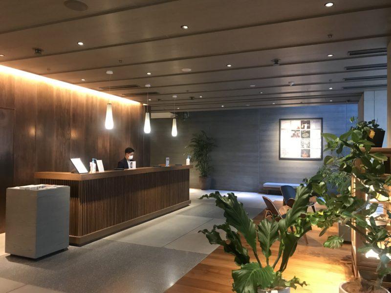 浜町ホテル/カウンター