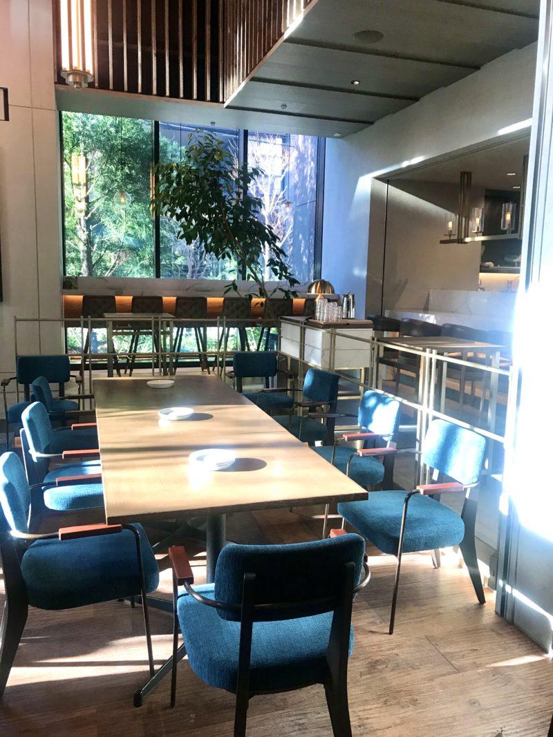 セッション/奥の大テーブル