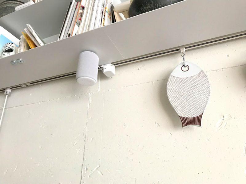 Amazon Echo 天井吊りv