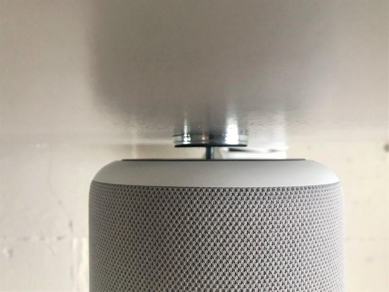天井とAmazon Echoのスキマ