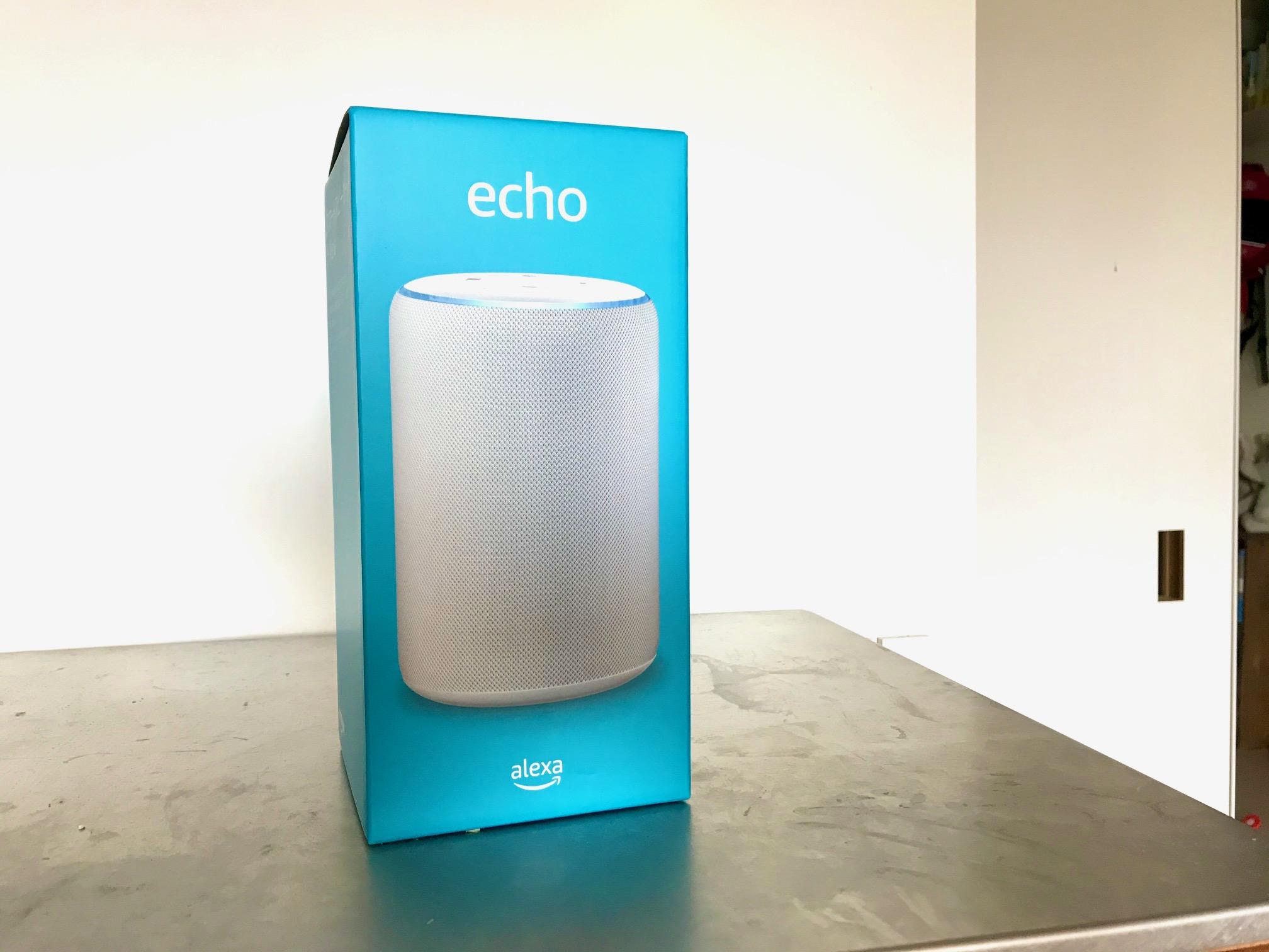 Amazon Eco 外箱