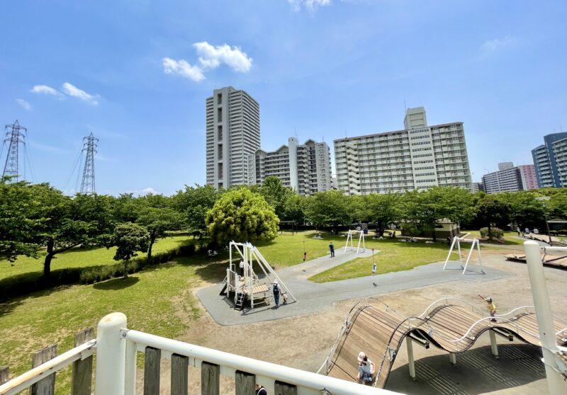 大島川小松川公園