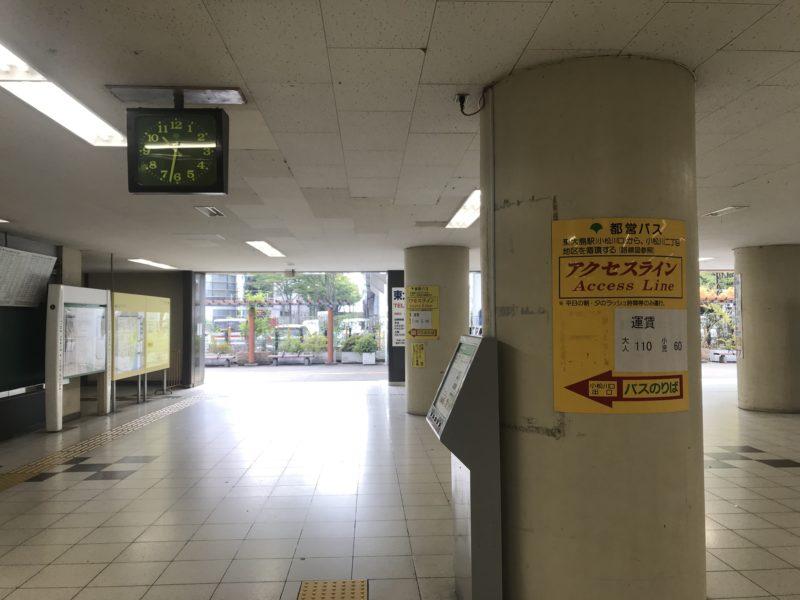 都営新宿線東大島駅
