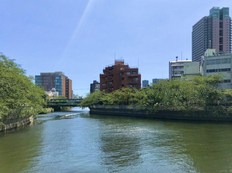 汐見橋南側
