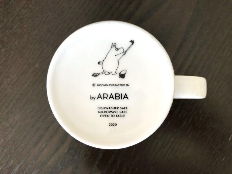 アラビアムーミン ウィンターマグ2020