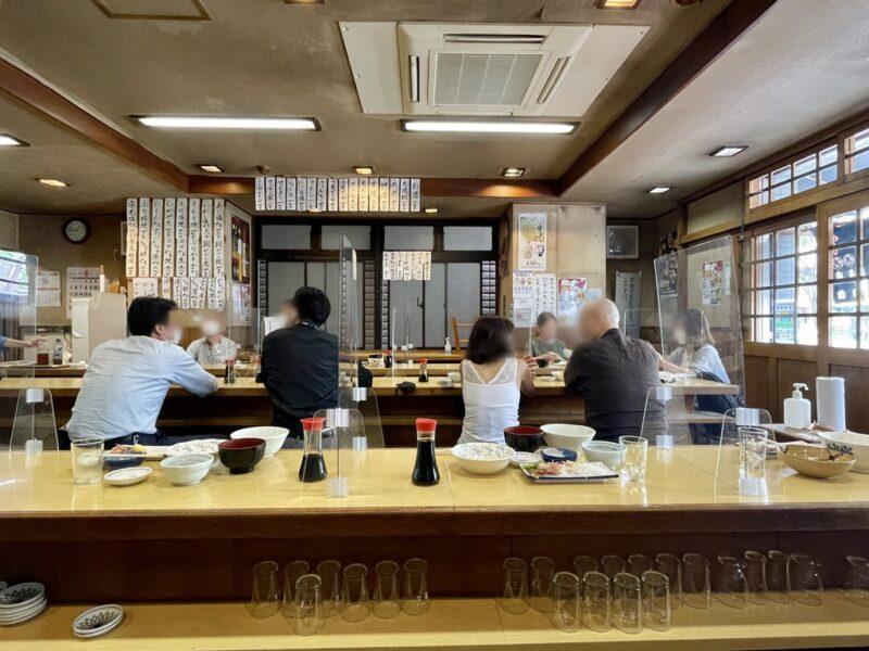 魚三酒場 常盤店